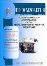 Newsletter 1 2009